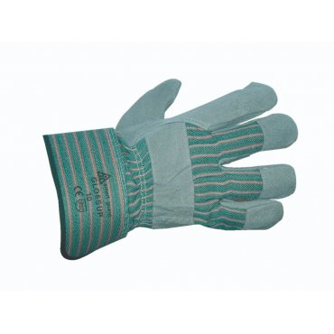 Superior Rigger Gloves With Rubberised Cuff