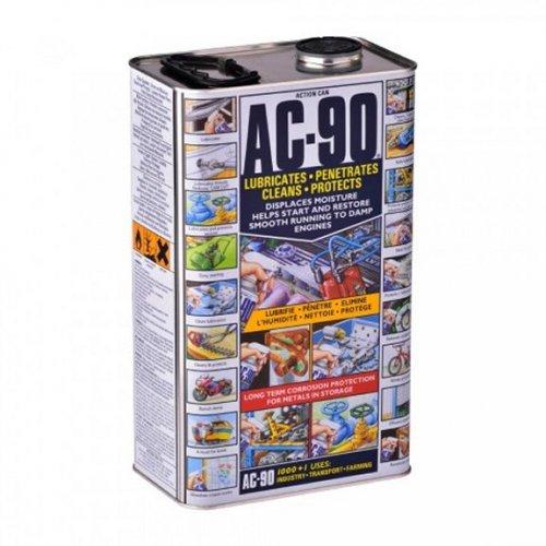 AC90 Maintenance Fluid 5L (Pack of 4)