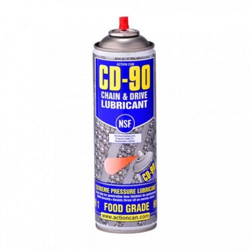 CD90 Chain & Drive Food Grade 500ml (Pack of 15)