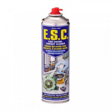 Electrical Contact Cleaner Spray 500ml (Pack of 15)