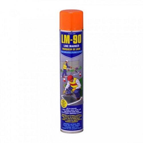 Orange Line Marker 750ml (Pack of 12)