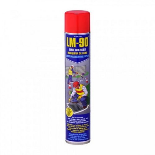 Red Line Marker 750ml (Pack of 12)