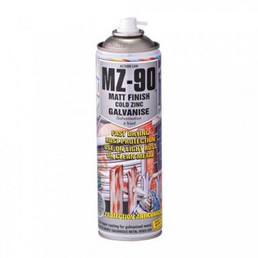 MZ90  Zinc  Galvanise  Sprays
