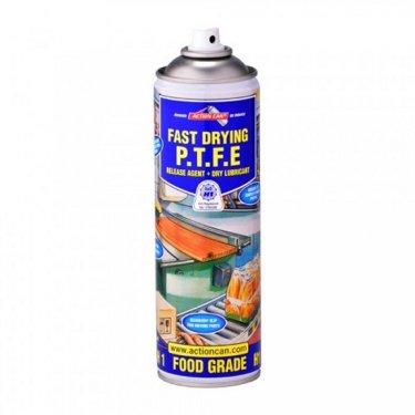 PTFE  Dry  Film  Lubricant