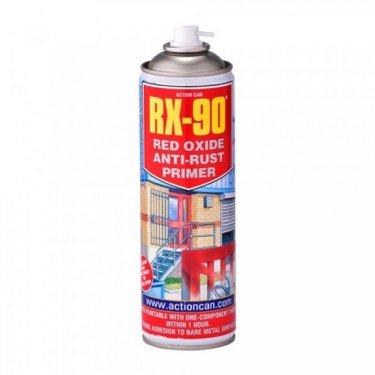 RX90  Red  Oxide  Anti-Rust  Primer