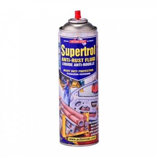 Supertrol Rustproof Fluid 500ml (Pack of 15)