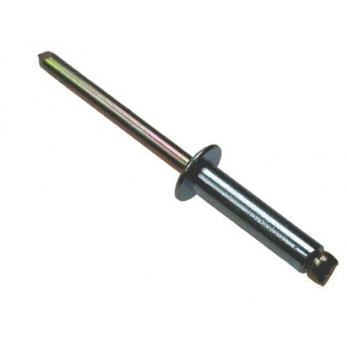 Steel  Body  &  Mandrel  Open  Type  Dome  Rivets
